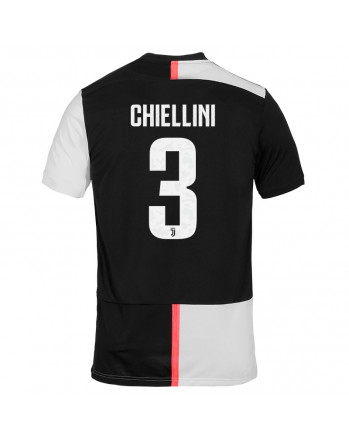 Juventus Home CHIELLINI Soccer Jersey 2019-20