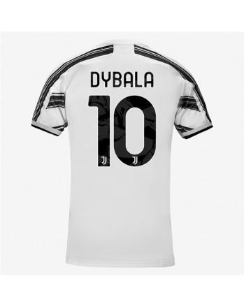 Juventus Home DYBALA Soccer Jersey 2020-21
