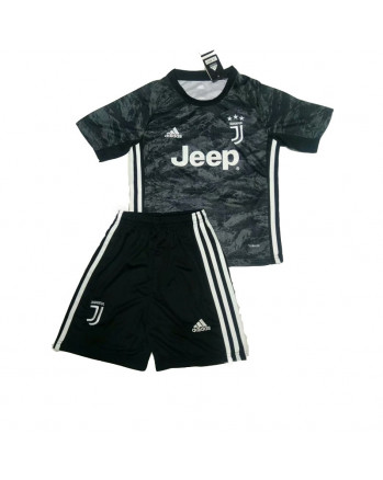 Juventus Home Goalkeeper Kids Soccer Kit 2019-20