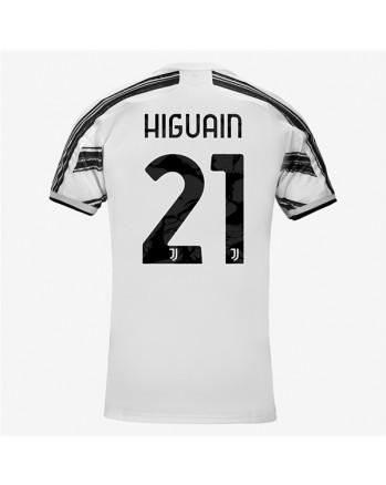Juventus Home HIGUAIN Soccer Jersey 2020-21