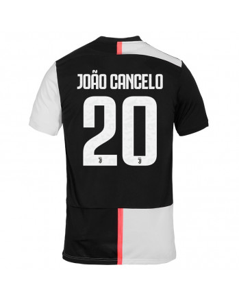 441a0f6a9c3 Juventus Home JOAO CANCELO Soccer Jersey 2019-20