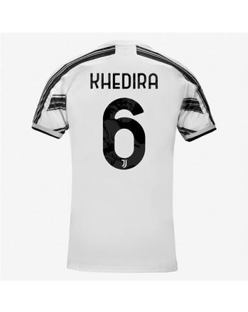 Juventus Home KHEDIRA Soccer Jersey 2020-21