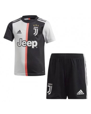 Juventus Home Kids Soccer Kit 2019-20