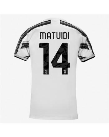 Juventus Home MATUIDI Soccer Jersey 2020-21
