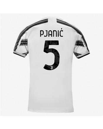 Juventus Home PJANIC Soccer Jersey 2020-21