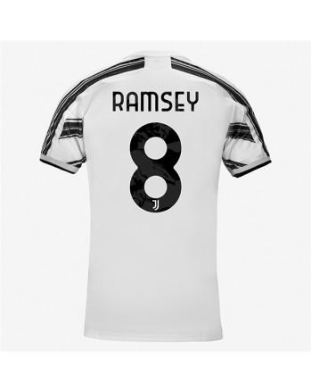Juventus Home RAMSEY Soccer Jersey 2020-21