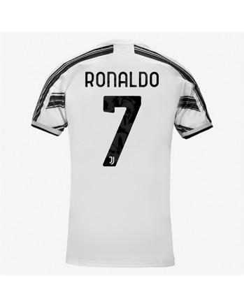 Juventus Home RONALDO Soccer Jersey 2020-21