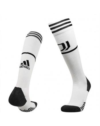Juventus Home Soccer Socks 2021-22