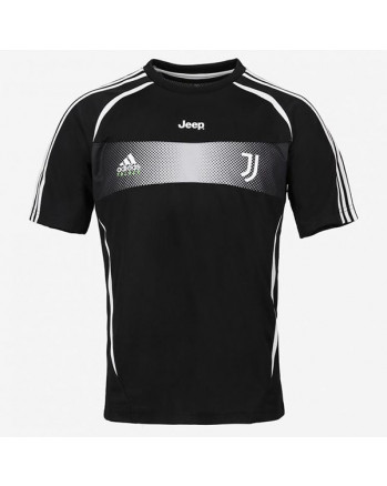 Juventus Palace Black Training Soccer Jersey 2019-20