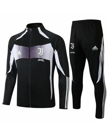 Juventus Palace Black Training Tracksuit 2019-20