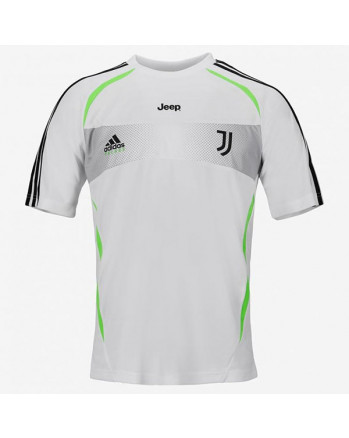 Juventus Palace White Pre Match Training Soccer Jersey 2019-20