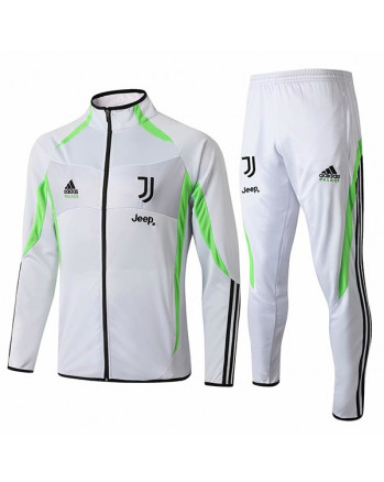 Juventus Palace WhiteTraining Tracksuit 2019-20