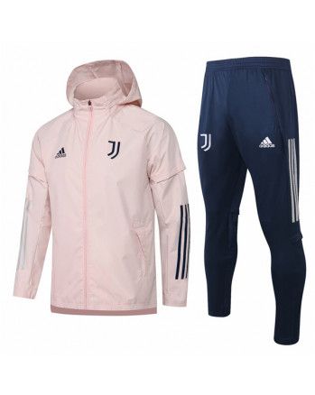 Juventus Pink Training Tracksuit 2021-22