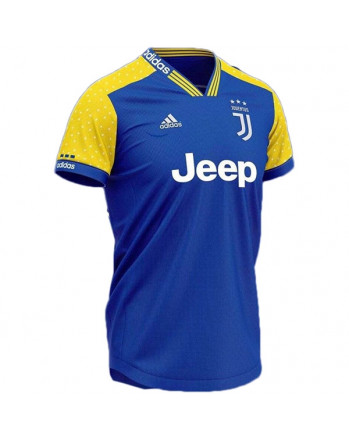 Juventus Special Version Blue Soccer Jersey 2019