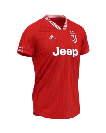 Juventus Special Version Red Soccer Jersey 2019