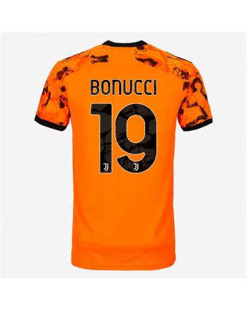 Juventus Third Away BONUCCI Soccer Jersey 2020-21