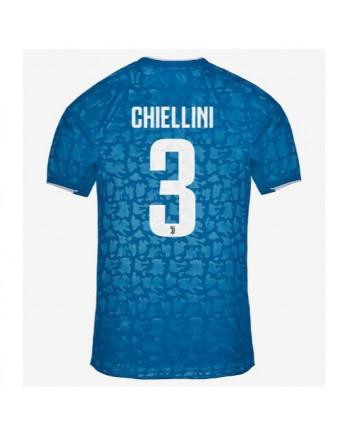 Juventus Third Away CHIELLINI Soccer Jersey 2019-20