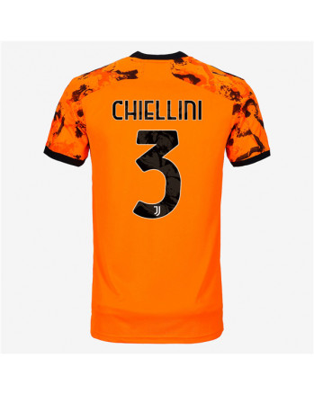 Juventus Third Away CHIELLINI Soccer Jersey 2020-21