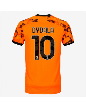Juventus Third Away DYBALA Soccer Jersey 2020-21