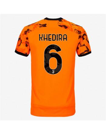 Juventus Third Away KHEDIRA Soccer Jersey 2020-21