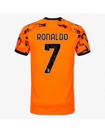 Juventus Third Away RONALDO Soccer Jersey 2020-21