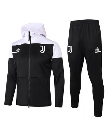 Juventus White&Black Training Tracksuit 2020-21
