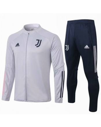Juventus White Training Tracksuit 2020-21