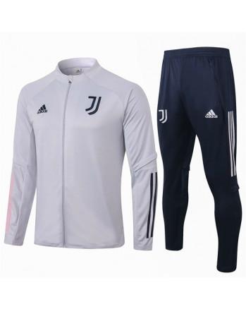 Juventus White Training Tracksuit 2020-21