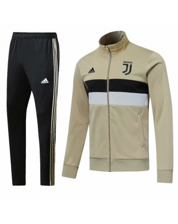 Juventus Away Stand Collar Training Tracksuit 2018-19