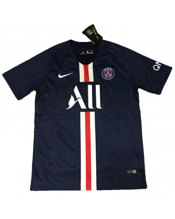 Leaked PSG Home Soccer Jersey 2019-20