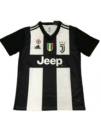 Leaked Version Juventus Home Soccer Jersey 2019-20