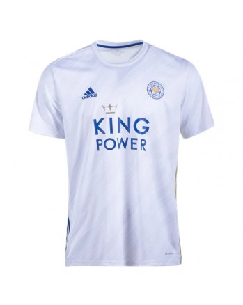 Leicester City Away Soccer Jersey 2020-21