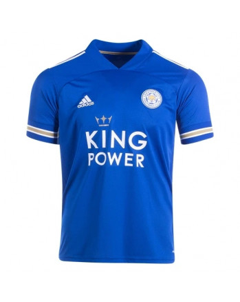 Leicester City Home Soccer Jersey 2020-21