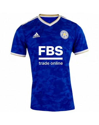 Leicester City Home Soccer Jersey 2021-22
