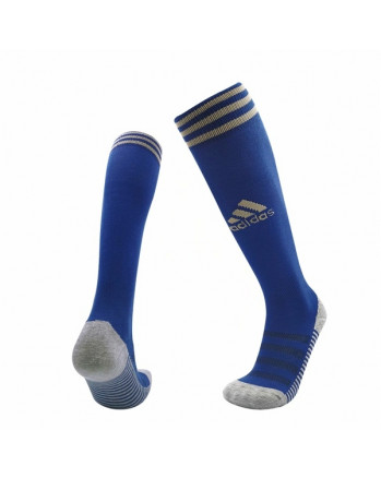 Leicester City Home Soccer Socks 2020-21