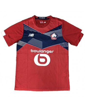 Lille OSC Home Soccer Jersey 2020-21