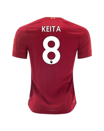 Liverpool Home KEITA Soccer Jersey 2019-20