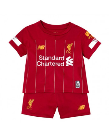 Liverpool Home Kids Soccer Kit 2019-20