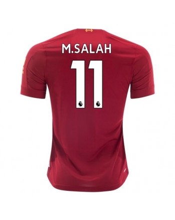 Liverpool Home M. SALAH Soccer Jersey 2019-20