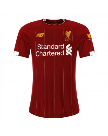 Liverpool Home Soccer Jersey 2019-20