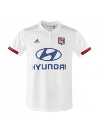 Lyonnais Home Soccer Jersey 2019-20