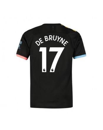 Manchester City Away DE BRUYNE Soccer Jersey 2019-20