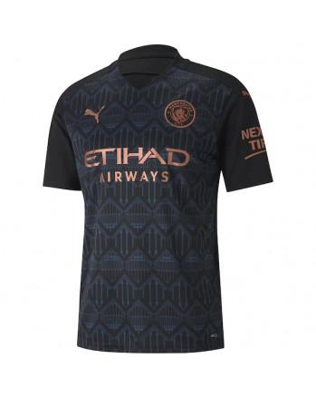 Manchester City Away Soccer Jersey 2020-21