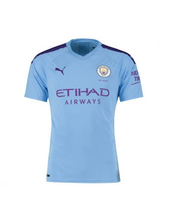 Manchester City Home Soccer Jersey 2019-20