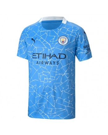 Manchester City Home Soccer Jersey 2020-21