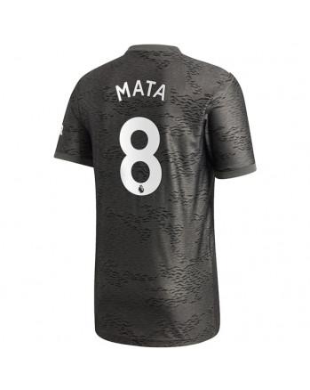 Manchester United Away MATA Soccer Jersey 2020-21