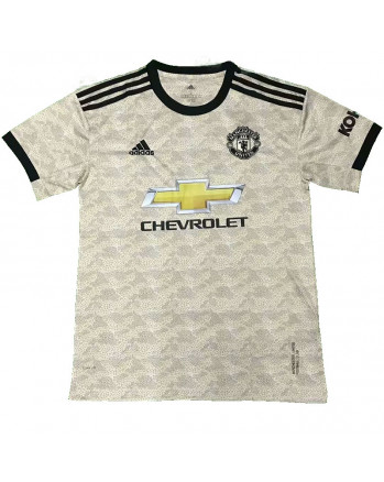 Manchester United Away Soccer Jersey 2019-20
