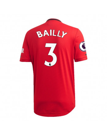 Manchester United Home BAILLY Soccer Jersey 2019-20