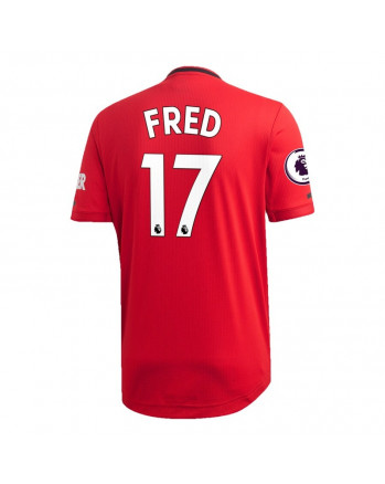 Manchester United Home FRED Soccer Jersey 2019-20
