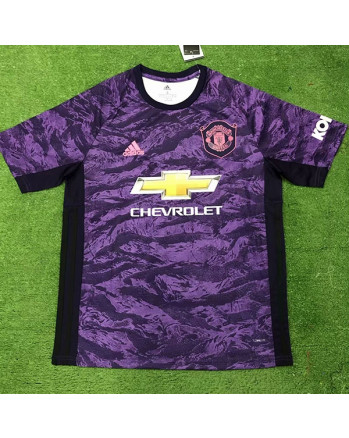 Manchester United Home Goalkeeper Soccer Jersey 2019-20